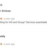 IndusHigh IAS Academy Hyderabad Reviews