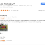 MS IAS ACADEMY Hyderabad Reviews