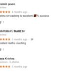 Vijaya Krishna IIT & IAS Academy Hyderabad Reviews